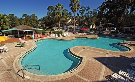 Groupon Deal: Stay at Oak Plantation Resort in Kissimmee, FL. Dates Available into September.