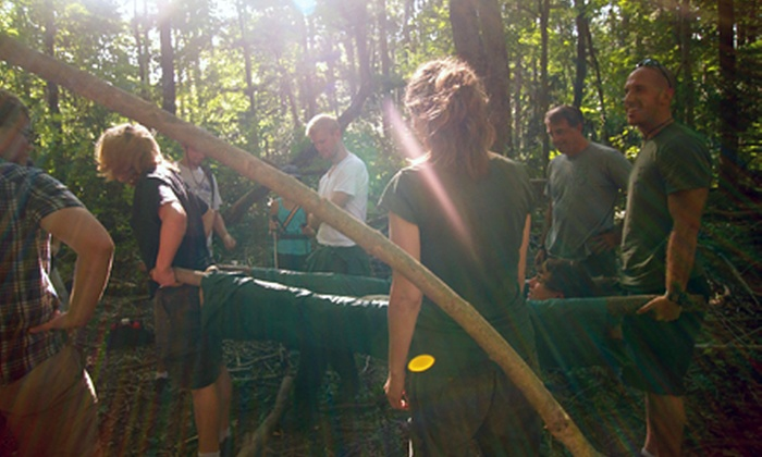 Eco Expedition Educators - Yellow Springs: Wilderness Survival and First Aid Course at Eco Expedition Educators (Up to 49% Off). Two Options Available.