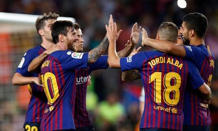 FC Barcelona Arsenal met verblijf: ticket voor de Joan Gamper Trophy in Camp Nou op 04 aug incl. 13 overnachtingen