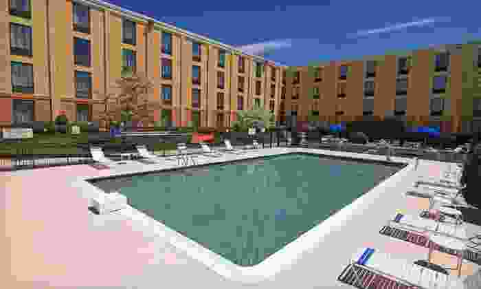 null - Springfield, MA: Stay at Comfort Inn Randolph in Greater Boston; Dates Through July Available