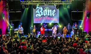 Welcome to the Show Featuring: Master P & Bone Thugs-n-Harmony & More: Master P and Bone Thugs-N-Harmony on July 9 at 4:00 p.m.