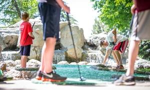 Up to 44% Off Mini Golf Rounds at Malt-T-Melt Mini Golf at Malt-T-Melt Mini Golf, plus 6.0% Cash Back from Ebates.
