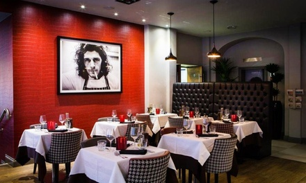 Two-Course Lunch or Dinner with Optional Wine for Two at Marco's New York Italian Bloomsbury (Up to 60% Off)
