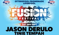 Fusion Festival: Day Ticket, 3–4 September at Otterspool Promenade (Up to 40% Off)