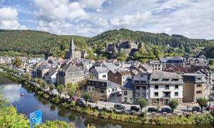 Ardennes belges : 1 à 3 nuits avec petit-déjeuner et dîner en option  Vresse-sur-Semois