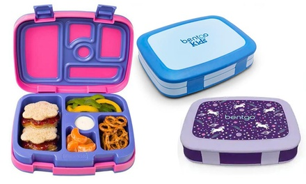 Bentgo Kids' Leakproof Lunch Boxes (Solid or Printed)