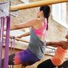 70% Off Hot-Yoga Barre Classes