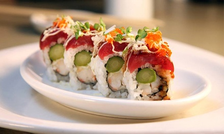 $25 for $50 Worth of Sushi and Cocktails at Drunken Fish