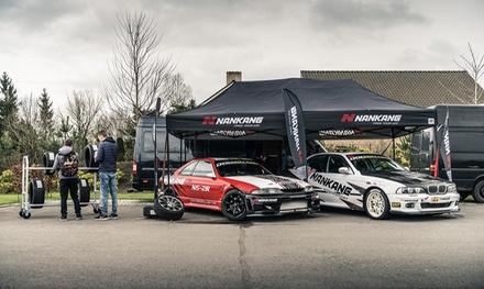 Tickets voor het RaceCarEvent op 4 maart 2018: ga voor een echte raceautobeleving naar Boxtel