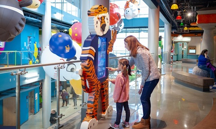 Admission to Museum for One, Two, or Four at Mascot Hall of Fame (Up to 27% Off)