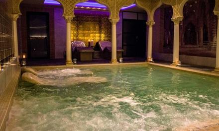 Circuito termal de 120 minutos para dos personas con opción a masaje, cava y bombones desde 19,95 € en Aguas de Ronda