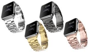 Bracelet Apple Watch en acier