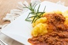 TRATTORIA CARDUCCI - Bazzano: Menu di 4 portate con polenta all you can eat e vino da 24 € invece di 83