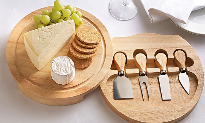 One or Two Cheese Board Sets