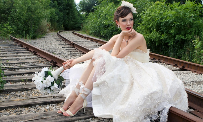 Canan Studio - Toronto (GTA): C$559 for a Six-Hour Wedding-Photography Package from Canan Studio (C$1,700 Value)