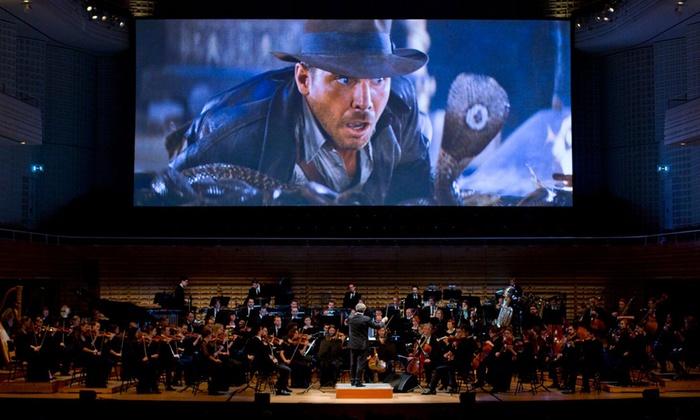 "San Antonio Symphony presents: Raiders of the Lost Ark - Majestic Theatre San Antonio: San Antonio Symphony's ""Raiders of the Lost Ark"" on Friday, February 19, at 8 p.m. or Saturday, February 20, at 7 p.m."