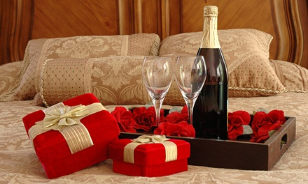 1- or 2-Night Hotel Package with Champagne, Chocolates & Breakfast from Travel Romantic Escapes (Up to 38% Off)