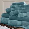 Heavyweight Combed Cotton Plush Towel Set (12-Piece)