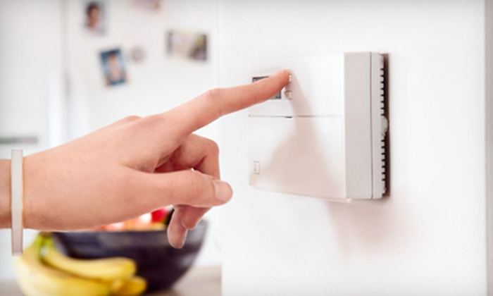 First Choice Heating And Cooling - Eastland - Wilora Lake: Furnace and AC Tune-Up with Optional 1 Pound of Freon from First Choice Heating And Cooling (Up to 69% Off)