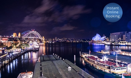 Sydney: One- or Two-Night City Break for Two with Late Check-Out and Wi-Fi at Sydney Hotel CBD