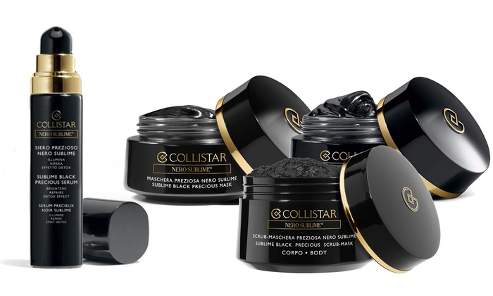 Linea Nero Sublime Collistar