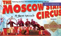 Moscow State Circus, 5–26 July at Four Locations (Up to 50% Off)