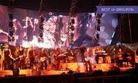 """2 Tickets für """"Floyd Reloaded – Pink Floyd Tribute Show"""" in Bad Lippspringe, Emsdetten oder Rastatt (bis zu 45% sparen)"""