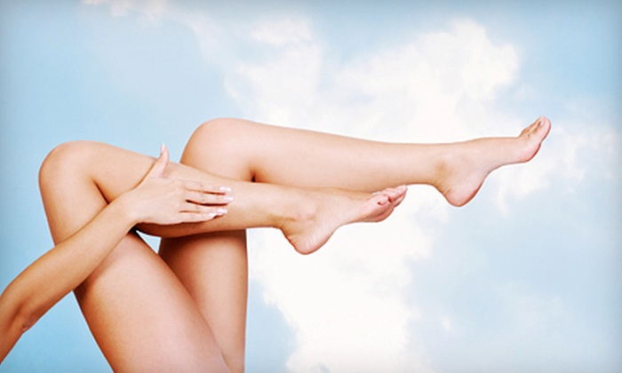 TEAL - St. Laurent: Three or Six Laser Spider-Vein-Removal Treatments at TEAL (Up to 89% Off)