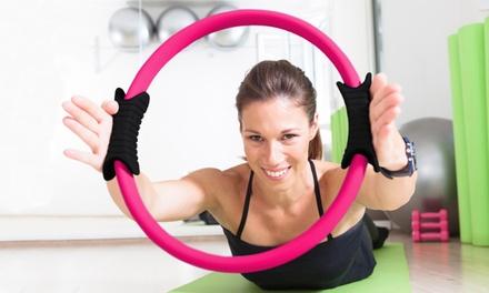 1 o 2 aros de pilates para ejercicios