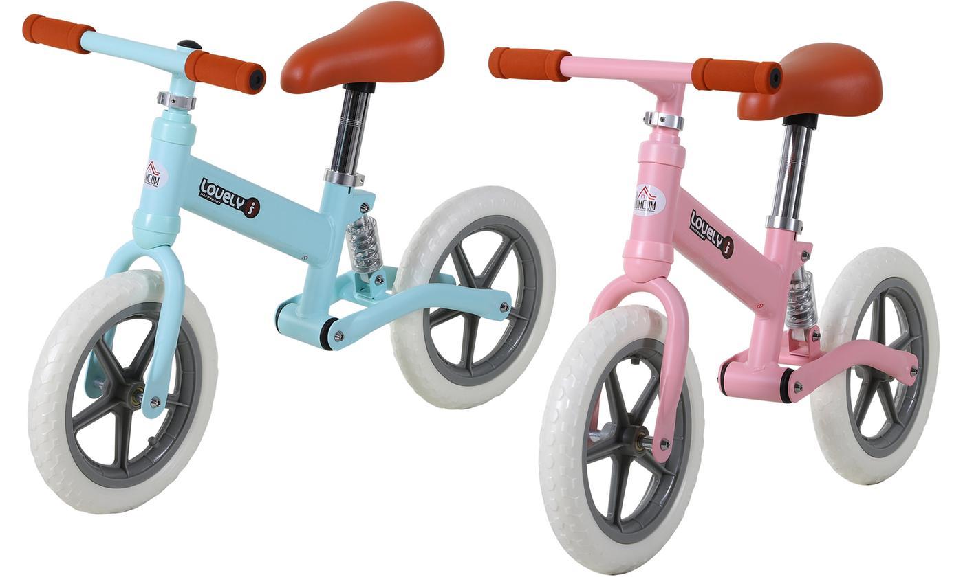 HomCom Kid's Pedal-Free Bike