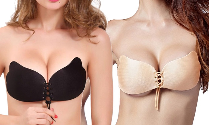 1e85d7009 Up To 64% Off on Reusable Butterfly Gel Bra