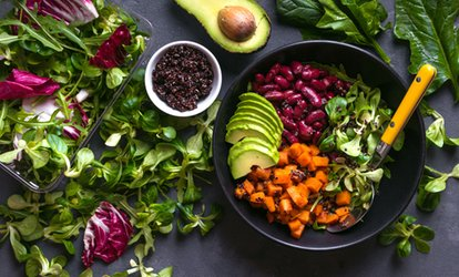 Two, Three, or Six-Month Vegetarian Meal Plans from Meals Maker (Up to 76% Off)