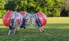 Cobb Knockerball - Cobb Knockerball: Bubble Soccer Open Play at Cobb Knockerball (Up to 61% Off). Five Options Available.
