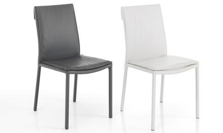 Set di 2 sedie Meda