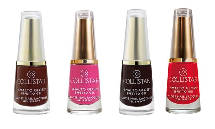 Smalti Gloss di Collistar da 6 ml