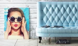 Photo Gift : 1 o 2 impresiones sobre lienzo con 8 dimensiones a elegir desde 2,95 € con Photo Gift