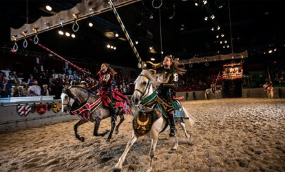 image for Medieval Times - Dinner and Tournament with Optional VIP Package through August 31