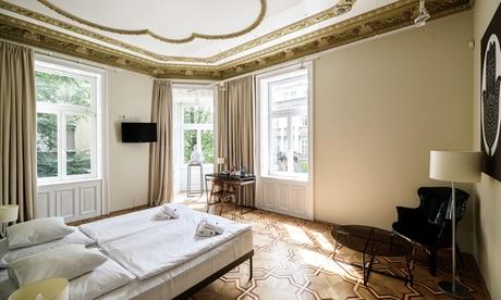 Cracovia: habitación doble con desayuno y acceso a sauna para 2 personas en Home Aparthotel