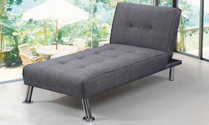 New York Chaise Longue or Sofa Bed