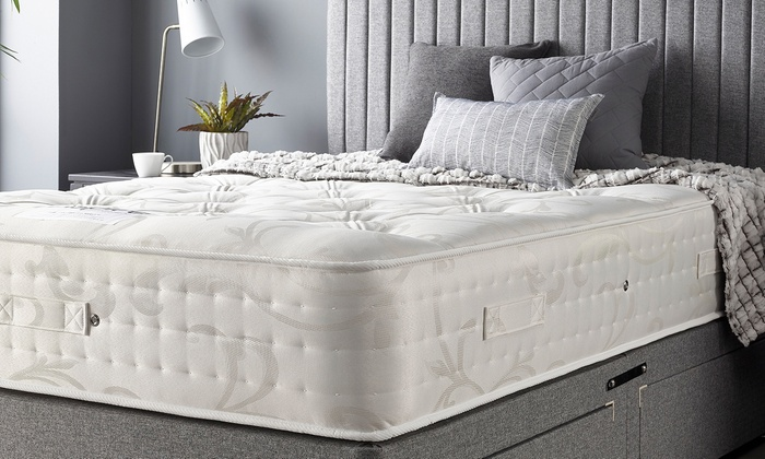 5000 Natural Wool Pocket Spring Mattress