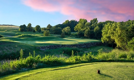18 Holes of Golf for Two or Four with Cart Rental and Range Balls at Shoal Creek Golf (Up to 45% Off) 526c40ff-32a1-4e41-a813-df60047e576d