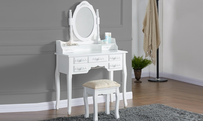 Olivia Dressing Table Groupon