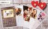 Calendriers photos personnalisées