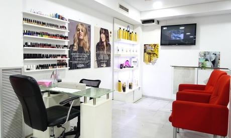 Extensión de pestañas en ambos ojos y lifting facial a elegir desde 19,90 € en Studio Reina Beauty Salon