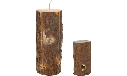 Eco Wooden Fire Logs