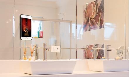 Carcasa antigravedad compatible con una amplia variedad de dispositivos Apple