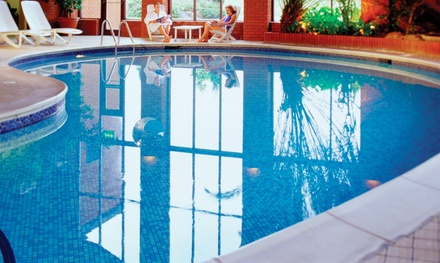 Derbyshire: 1 or 2 Nights for Two with Breakfast and Option for Dinner at 4* The Derbyshire, Derby
