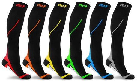 DCF Athletic Graduated Compression Socks (6-Pack) 30f4262b-c8a6-4fb1-a6e6-f36f86414e56