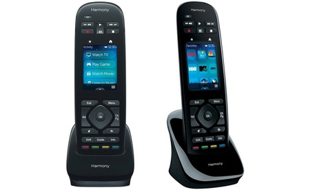 97070ed3bf3 Logitech Harmony Ultimate 15-Device Universal Remote (Manufacturer  Refurbished) (Goods Electronics Remote