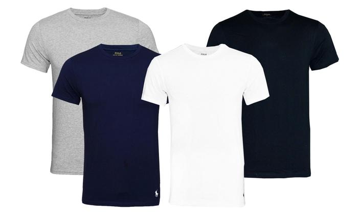 Lot de 2 t-shirts Ralph Lauren   Groupon e4c350f912d